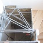 placare scari interioare pe structura metalica cu trepte din lemn_1