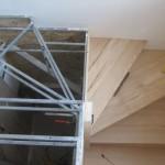 placare scari interioare pe structura metalica cu trepte din lemn_2