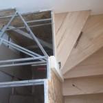 placare scari interioare pe structura metalica cu trepte din lemn_3